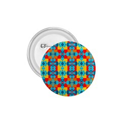 Pop Art Abstract Design Pattern 1.75  Buttons