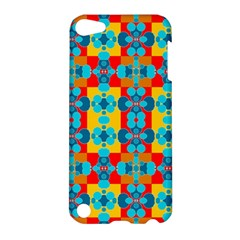Pop Art Abstract Design Pattern Apple iPod Touch 5 Hardshell Case