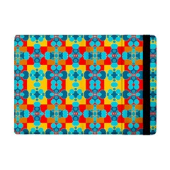 Pop Art Abstract Design Pattern Apple iPad Mini Flip Case