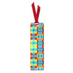 Pop Art Abstract Design Pattern Small Book Marks