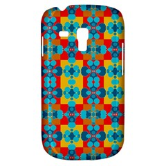 Pop Art Abstract Design Pattern Galaxy S3 Mini