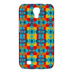 Pop Art Abstract Design Pattern Samsung Galaxy Mega 6.3  I9200 Hardshell Case