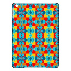 Pop Art Abstract Design Pattern iPad Air Hardshell Cases