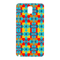 Pop Art Abstract Design Pattern Samsung Galaxy Note 3 N9005 Hardshell Back Case