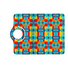 Pop Art Abstract Design Pattern Kindle Fire HD (2013) Flip 360 Case