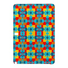 Pop Art Abstract Design Pattern Samsung Galaxy Tab Pro 10.1 Hardshell Case