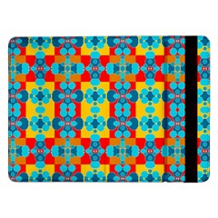 Pop Art Abstract Design Pattern Samsung Galaxy Tab Pro 12.2  Flip Case