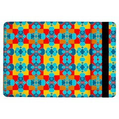Pop Art Abstract Design Pattern iPad Air Flip