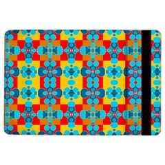 Pop Art Abstract Design Pattern iPad Air 2 Flip