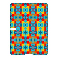 Pop Art Abstract Design Pattern Samsung Galaxy Tab S (10.5 ) Hardshell Case