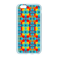 Pop Art Abstract Design Pattern Apple Seamless iPhone 6/6S Case (Color)