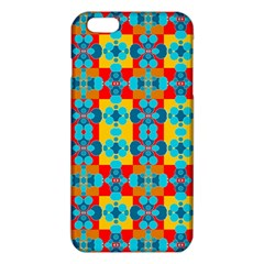 Pop Art Abstract Design Pattern iPhone 6 Plus/6S Plus TPU Case