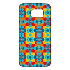Pop Art Abstract Design Pattern Galaxy S6