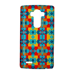 Pop Art Abstract Design Pattern LG G4 Hardshell Case