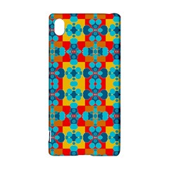 Pop Art Abstract Design Pattern Sony Xperia Z3+