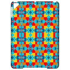 Pop Art Abstract Design Pattern Apple iPad Pro 9.7   Hardshell Case