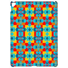 Pop Art Abstract Design Pattern Apple iPad Pro 12.9   Hardshell Case