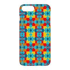 Pop Art Abstract Design Pattern Apple iPhone 7 Plus Hardshell Case