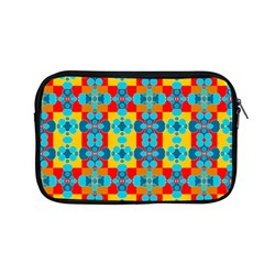 Pop Art Abstract Design Pattern Apple MacBook Pro 13  Zipper Case
