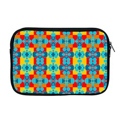 Pop Art Abstract Design Pattern Apple MacBook Pro 17  Zipper Case