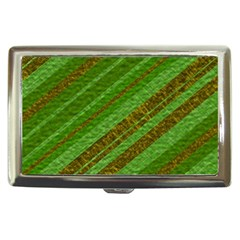 Stripes Course Texture Background Cigarette Money Cases