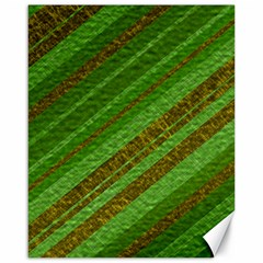 Stripes Course Texture Background Canvas 16  x 20
