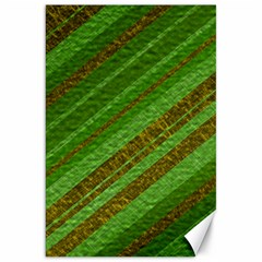 Stripes Course Texture Background Canvas 20  x 30