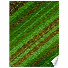 Stripes Course Texture Background Canvas 36  x 48