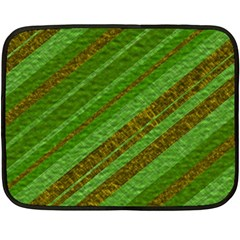 Stripes Course Texture Background Fleece Blanket (Mini)
