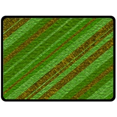 Stripes Course Texture Background Fleece Blanket (Large)
