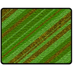 Stripes Course Texture Background Fleece Blanket (Medium)