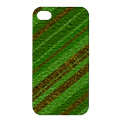 Stripes Course Texture Background Apple iPhone 4/4S Premium Hardshell Case