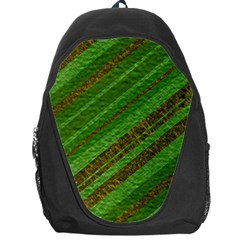 Stripes Course Texture Background Backpack Bag