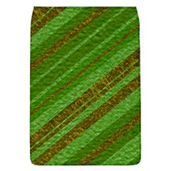 Stripes Course Texture Background Flap Covers (L)