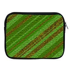 Stripes Course Texture Background Apple iPad 2/3/4 Zipper Cases