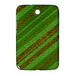 Stripes Course Texture Background Samsung Galaxy Note 8.0 N5100 Hardshell Case