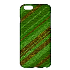Stripes Course Texture Background Apple iPhone 6 Plus/6S Plus Hardshell Case