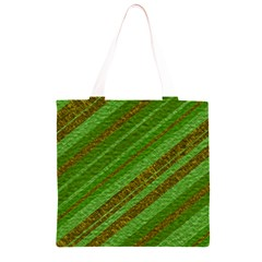 Stripes Course Texture Background Grocery Light Tote Bag