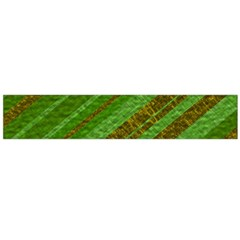 Stripes Course Texture Background Flano Scarf (Large)