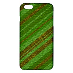 Stripes Course Texture Background iPhone 6 Plus/6S Plus TPU Case