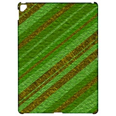 Stripes Course Texture Background Apple iPad Pro 12.9   Hardshell Case