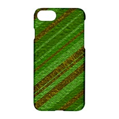 Stripes Course Texture Background Apple iPhone 7 Hardshell Case