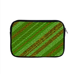 Stripes Course Texture Background Apple MacBook Pro 15  Zipper Case