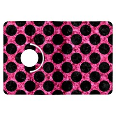 CIR2 BK-PK MARBLE (R) Kindle Fire HDX Flip 360 Case