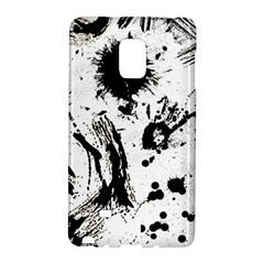 Pattern Color Painting Dab Black Galaxy Note Edge