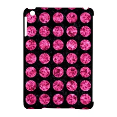 CIR1 BK-PK MARBLE Apple iPad Mini Hardshell Case (Compatible with Smart Cover)