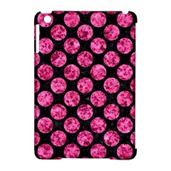 CIR2 BK-PK MARBLE Apple iPad Mini Hardshell Case (Compatible with Smart Cover)