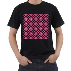 CIR3 BK-PK MARBLE Men s T-Shirt (Black)