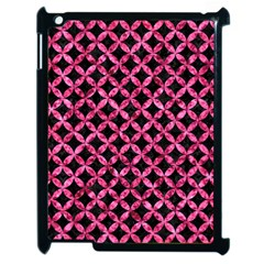 CIR3 BK-PK MARBLE Apple iPad 2 Case (Black)