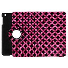 CIR3 BK-PK MARBLE Apple iPad Mini Flip 360 Case